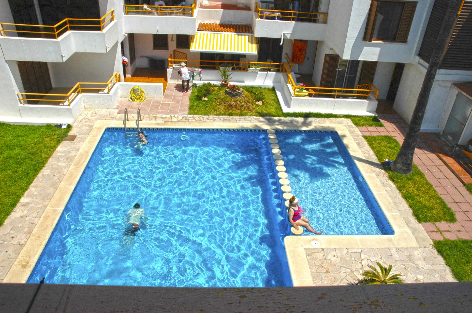 Apartment -                                       L´ampolla -                                       2 bedrooms -                                       4 persons