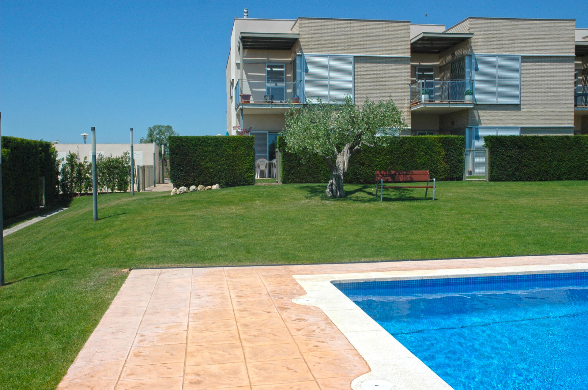 Apartment -                                       L´ampolla -                                       2 bedrooms -                                       6 persons