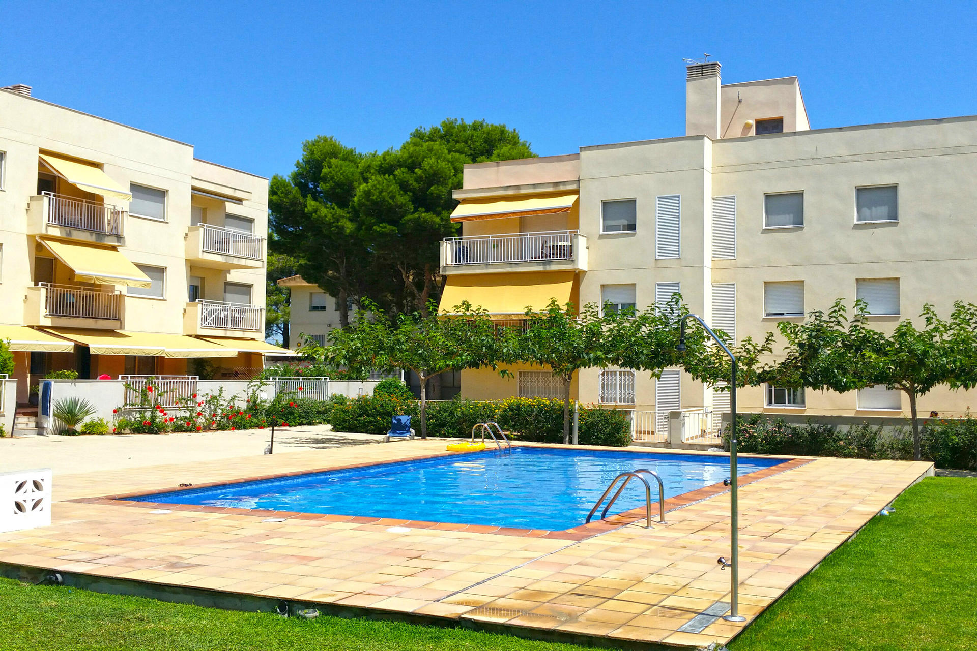 Apartment -                                       L´ampolla -                                       2 bedrooms -                                       4 persons
