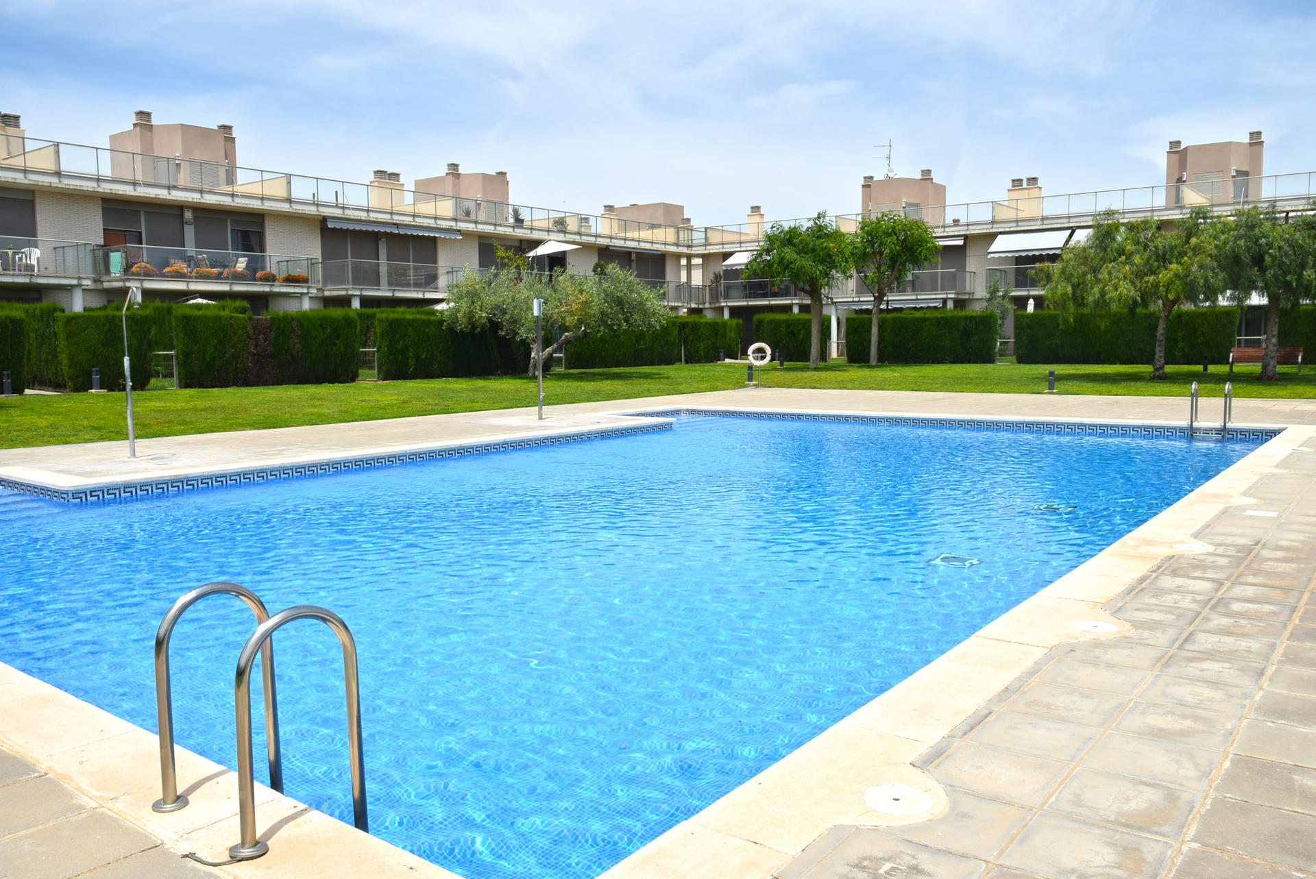 Apartment -                                       L´ampolla -                                       3 bedrooms -                                       7 persons