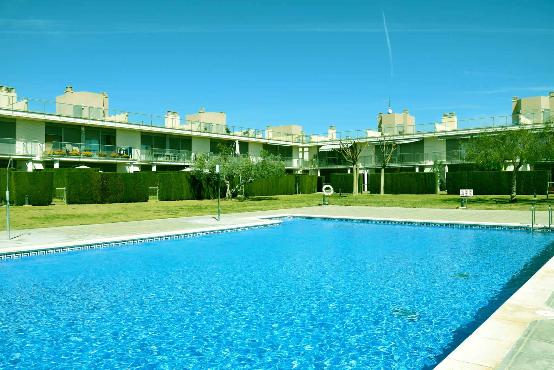 Apartment -                                       L´ampolla -                                       3 bedrooms -                                       6 persons