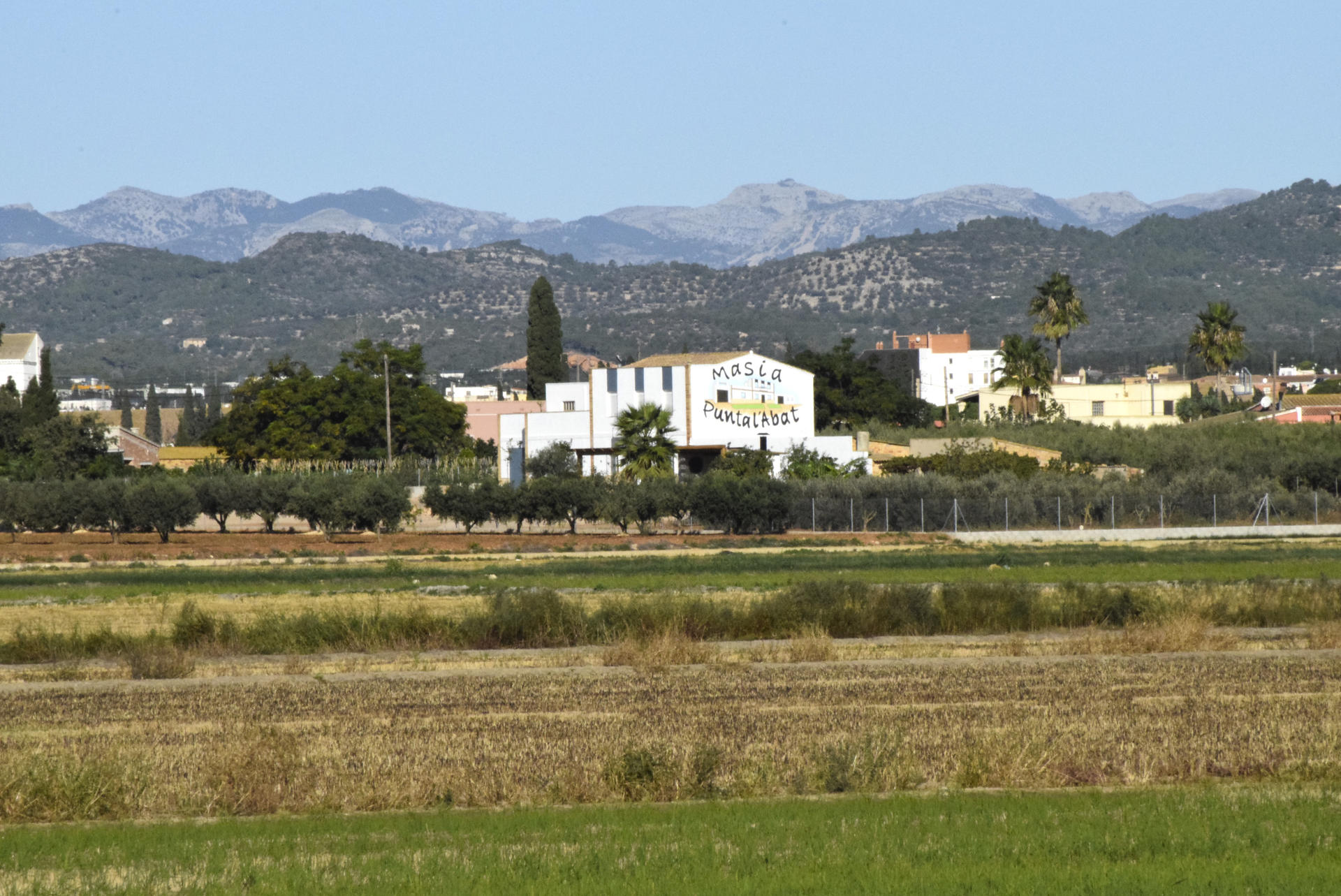 Countryhouse -                                       L´aldea -                                       3 bedrooms -                                       10 persons