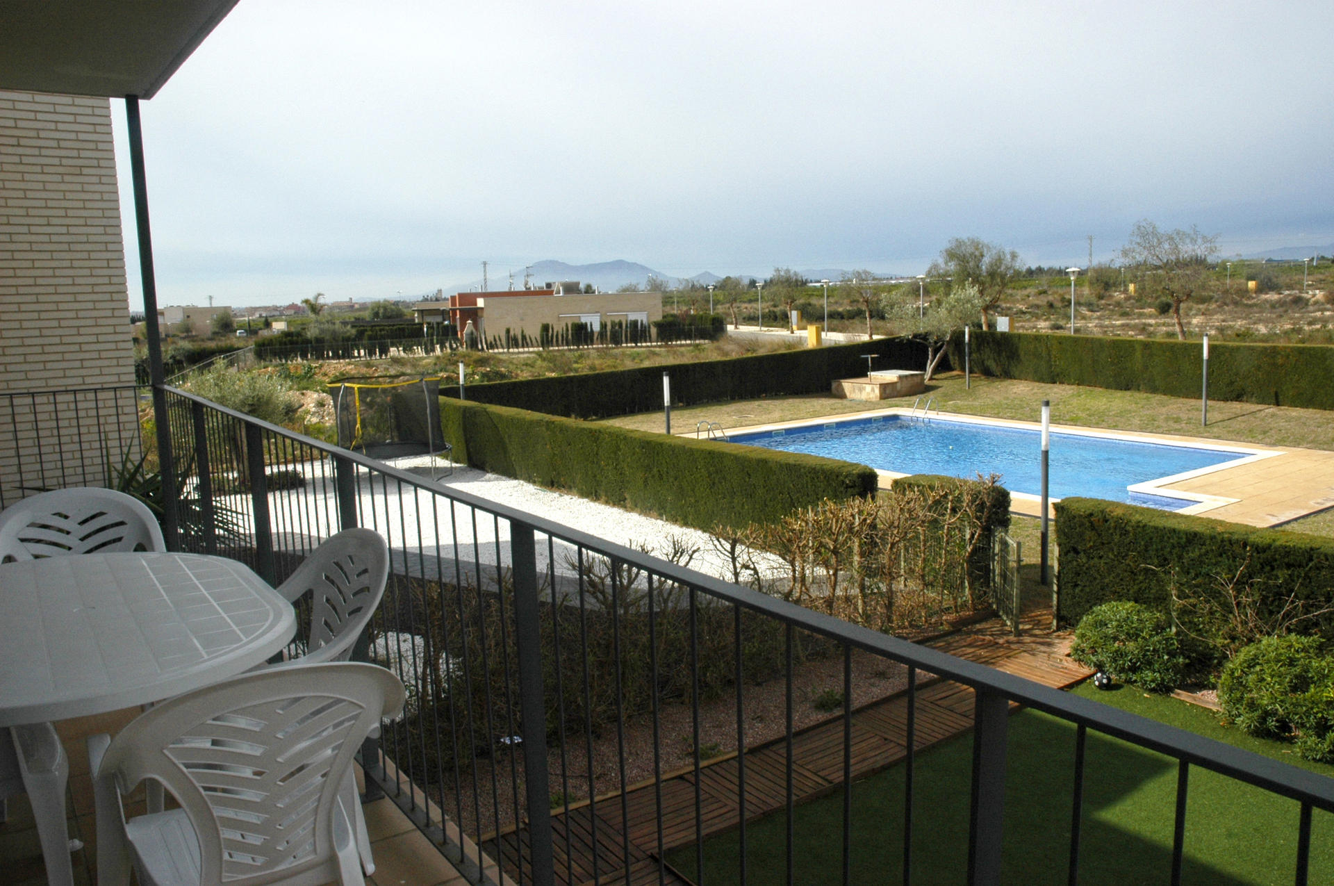 Apartment -                                       L´ampolla -                                       3 bedrooms -                                       8 persons